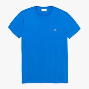 Camiseta-lacoste-basic-pitufo