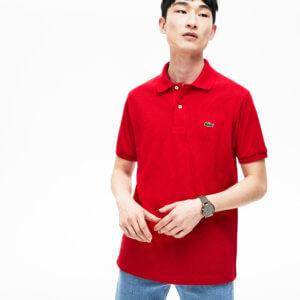 Polo Lacoste Classic Rojo 1
