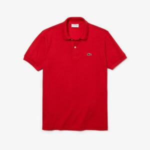 Polo Lacoste Classic Rojo 2