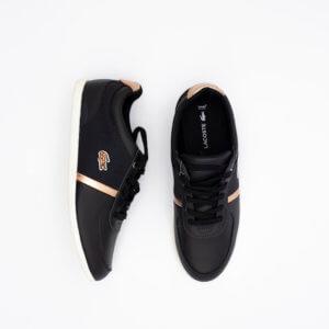 Zapatillas Lacoste Negro