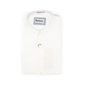 Camisa Barbour Blanca