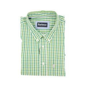 Camisa Barbour Vichí Verde