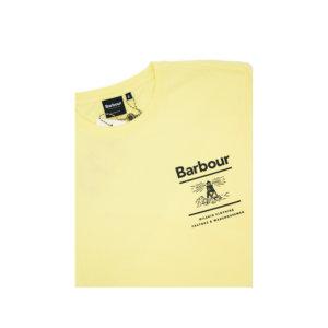Camiseta Barbour Amarilla Faro 1