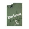 Camiseta Barbour Mariner Verde