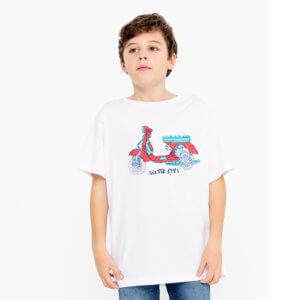 Camiseta Scotta 1985 Niño Moto PA