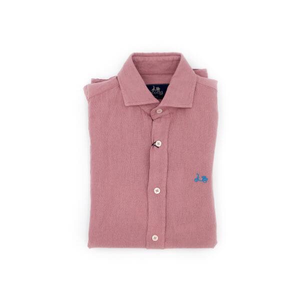 Camisa Scotta 1985 LI-CO Burdeos