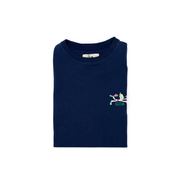 Camiseta Scotta 1985 Diving Marino