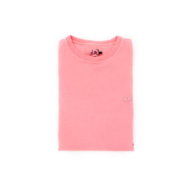 Camiseta Scotta 1985 Classic Garment Rosa Fluor