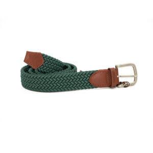 Cinturón Cencibel Elástico Verde