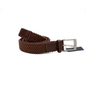 Cinturón Cencibel Elástico Marrón