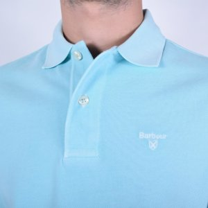 Polo Barbour Lavado Agua 1