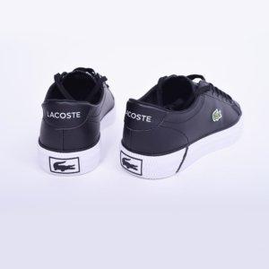 Zapatillas Lacoste mujer Gripshot negra 2