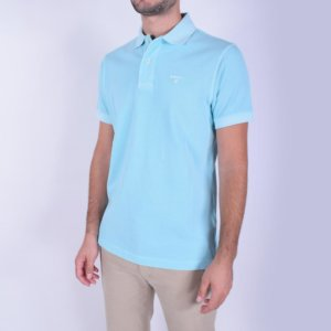 Polo Barbour Lavado Agua 2