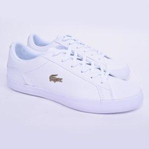 Zapatillas Lacoste mujer Lerond blanca 1