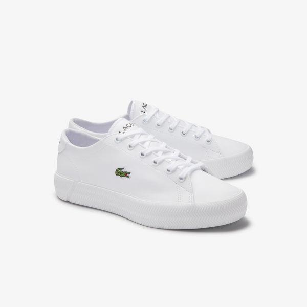 Zapatillas Lacoste mujer Gripshot blanca 1