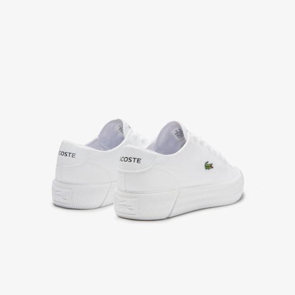 Zapatillas Lacoste mujer Gripshot blanca 2