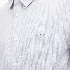 Camisa Lacoste estampado logo 1