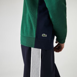 Sudadera Lacoste color block 2