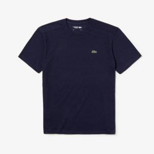 Camiseta Lacoste Marino logo 1