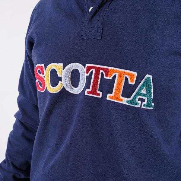 Polo Scotta 1985 flag marino 1