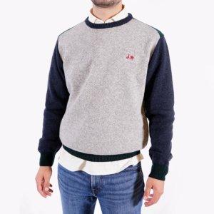 Jersey Scotta 1985 trico gris 2