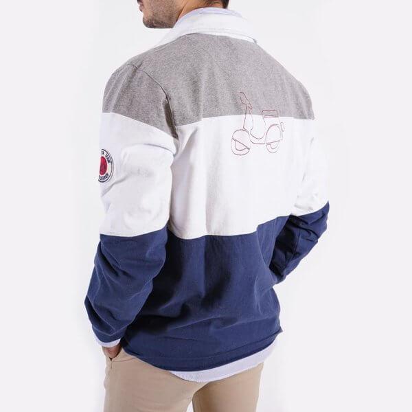 Polo Scotta 1985 trico crudo 3