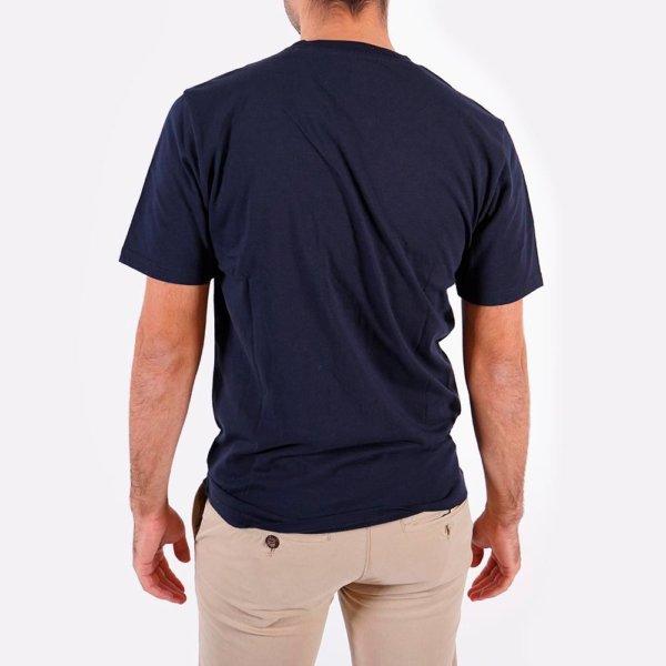 Camiseta Lee marino logo 2
