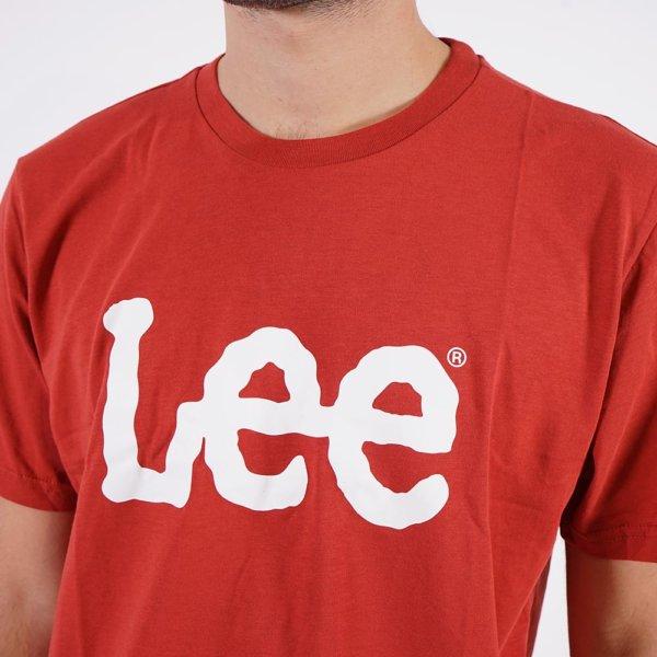 Camiseta Lee caldera logo 3