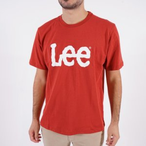 Camiseta Lee caldera logo 1