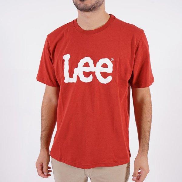 Camiseta Lee caldera logo 1