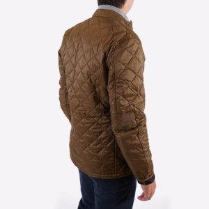 Chaquetón Barbour acolchado olive 2