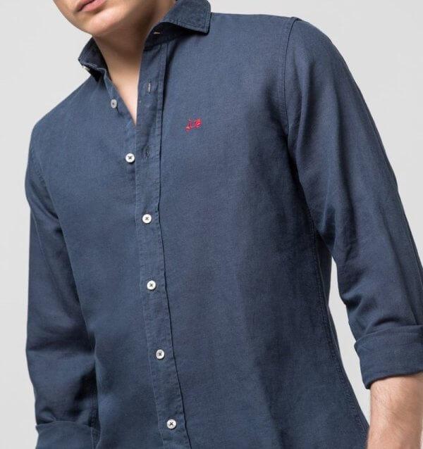 Camisa Scotta 1985 LI-CO Marino 1