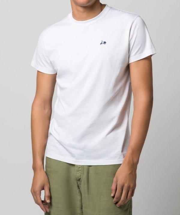 Camiseta Scotta 1985 Classic Blanca 3