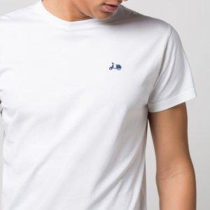 Camiseta Scotta 1985 Classic Blanca 1