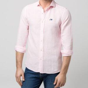 Camisa Scotta 1985 LI-CO Rosa 1