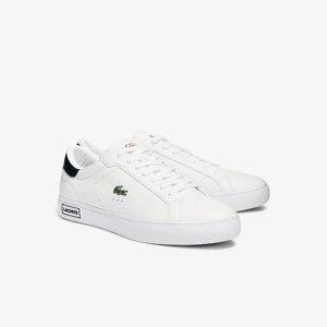 Zapatillas Lacoste Powercourt piel 1