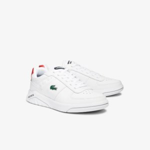 Zapatillas Lacoste game advance blanca 1