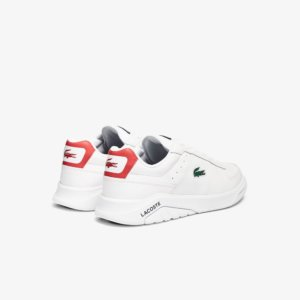 Zapatillas Lacoste game advance blanca 2