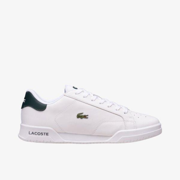Zapatillas Lacoste twin serve blanca 3