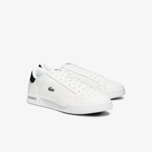 Zapatillas Lacoste twin serve blanca 1