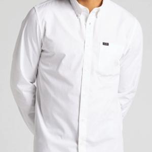 Camisa Lee blanca 1