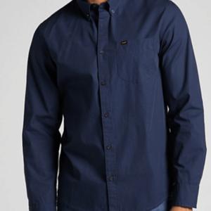 Camisa Lee marino 1