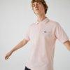Polo Lacoste L.12.12 rosa bb 2