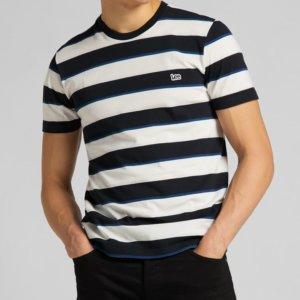 Camiseta Lee stripe marino 1