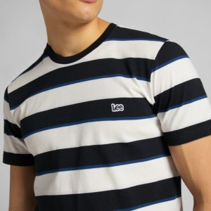 Camiseta Lee stripe marino 2