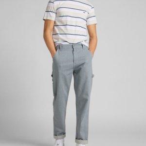 Camiseta Lee stripe blanco 1