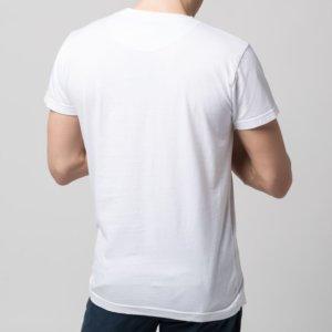 Camiseta Scotta 1985 Chenille Blanca 2