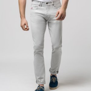 Pantalón Scotta 1985 5 bolsillos gris 1