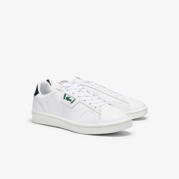 Zapatillas Lacoste máster classic blanca 1