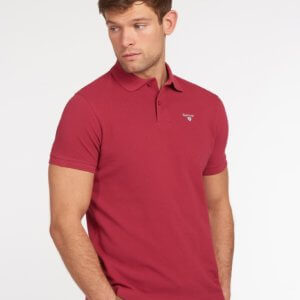 Polo Barbour Raspberry frambuesa 1
